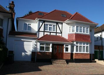 Thumbnail 7 bed detached house to rent in Foscote Road NW4, Hendon