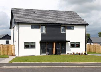 Thumbnail 2 bed semi-detached house for sale in The Meadows, Carrick Road, Dumfries