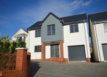 Thumbnail 6 bed detached house for sale in Exeter Road, Exmouth