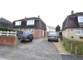 Thumbnail 2 bedroom semi-detached house for sale in Redshelf Walk, Brentry, Bristol