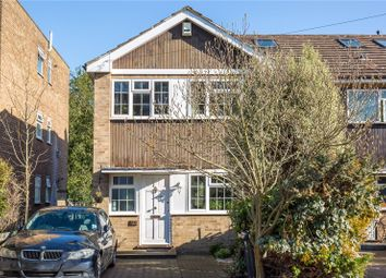 Thumbnail 3 bed end terrace house for sale in Warwick Road, Barnet, Hertfordshire