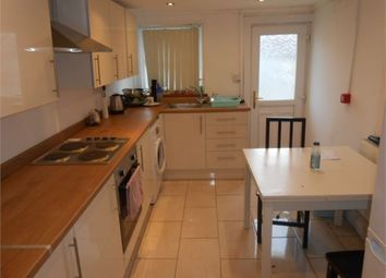 Thumbnail 4 bed shared accommodation to rent in Oystermouth Road, Swansea