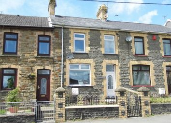 Thumbnail 3 bed terraced house for sale in Blackmill Road, Bryncethin, Bridgend, Mid Glamorgan
