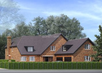 Thumbnail 5 bed detached house for sale in London Road, Shenley, Radlett