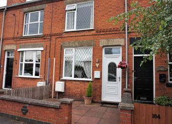 Thumbnail 3 bed terraced house for sale in Main Street, Leicester