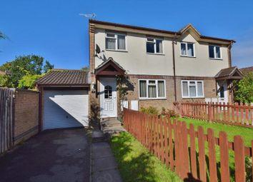 Thumbnail 3 bed semi-detached house to rent in Verdi Close, Basingstoke
