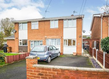 Thumbnail 3 bed semi-detached house for sale in Alyndale Road, Saltney, Chester