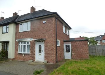 Thumbnail 2 bed end terrace house for sale in Parthian Road, Hull