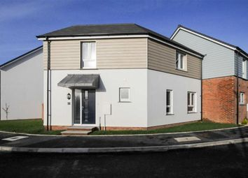 Thumbnail 2 bed semi-detached house for sale in Brooks Avenue, Holsworthy, Devon