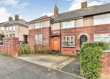 Thumbnail 2 bed terraced house for sale in Lichford Road, Sheffield, South Yorkshire