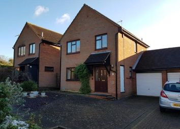Thumbnail 3 bedroom link-detached house for sale in The Spinney, Bradwell, Milton Keynes, Buckinghamshire
