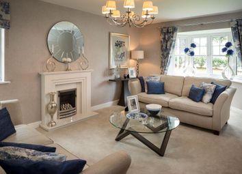 Thumbnail 4 bedroom detached house for sale in Hoyles Lane, Cottam, Preston, Lancashire
