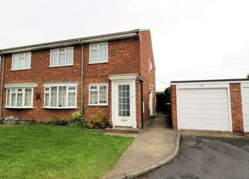 Thumbnail 2 bed flat for sale in King Georges Close, Hitchin, Hertfordshire