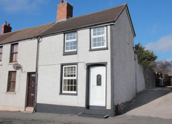 Thumbnail 2 bed terraced house to rent in Castle Street, Rhuddlan, Rhyl