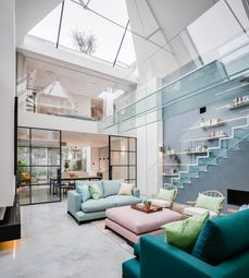 2 bed terraced house for sale in Glebe Place Chelsea, London SW3