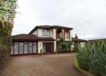 Thumbnail 3 bed detached house for sale in Ringley Drive, Whitefield, Whitefield Manchester