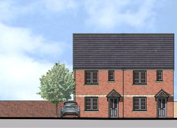 Thumbnail 3 bed semi-detached house for sale in Plots 5 & 6 Grammar Close, Blakebrook, Kidderminster, Worcestershire