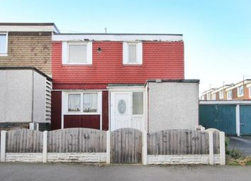 Thumbnail 2 bed end terrace house for sale in Weakland Crescent, Sheffield, South Yorkshire