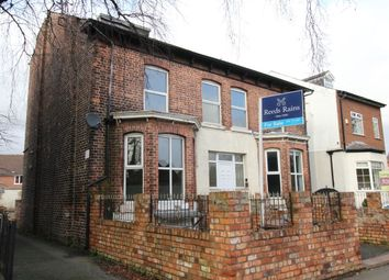 Thumbnail 1 bed flat for sale in Half Edge Lane, Eccles, Manchester