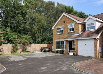 Thumbnail 5 bed detached house for sale in Beaumaris Gardens, Hythe, Southampton
