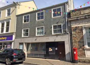 Thumbnail Commercial property for sale in The Former Natwest Bank, 5 Fore Street, Bodmin, Cornwall