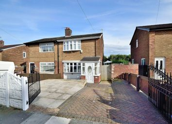 Thumbnail 2 bed semi-detached house for sale in Queensland Avenue, Thatto Heath, St. Helens