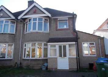 Thumbnail 8 bed terraced house to rent in Sirdar Road, Southampton