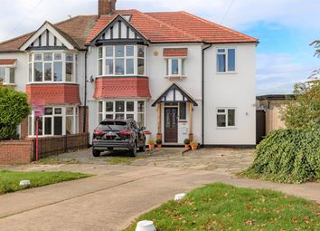 Thumbnail 4 bed semi-detached house for sale in Leigh Gardens, Leigh-On-Sea