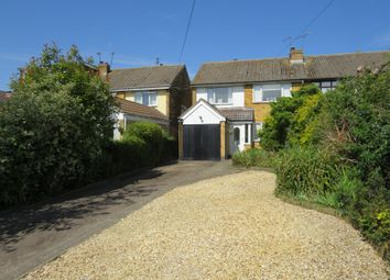 Thumbnail 4 bed semi-detached house for sale in The Horsepool, Lilbourne, Rugby