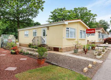 Thumbnail 2 bedroom mobile/park home for sale in Ram Hill, Coalpit Heath, Bristol