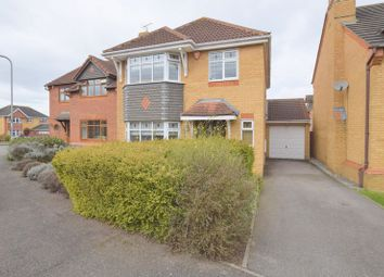 Thumbnail 4 bed detached house for sale in Wiltshire Way, Bletchley, Milton Keynes