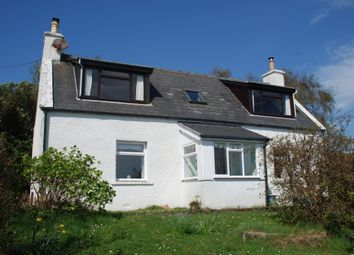 Thumbnail 2 bedroom detached house for sale in Calligarry, Ardvasar