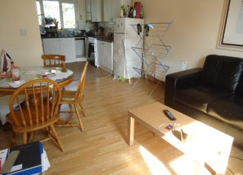 Thumbnail 4 bed flat to rent in Grove Road, Mile End