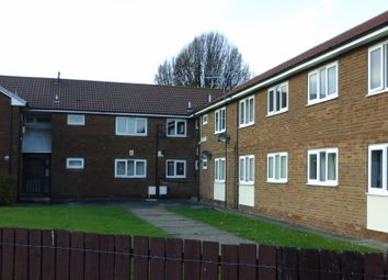 Thumbnail 1 bed flat to rent in Fulbeck Road, Netherfields, Middlesbrough