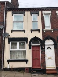 Thumbnail 2 bed terraced house to rent in Bold Street, Northwood, Stoke-On-Trent