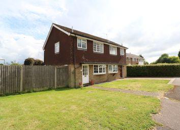 Thumbnail 3 bed property to rent in Ash Lodge Close, Ash, Aldershot, Surrey