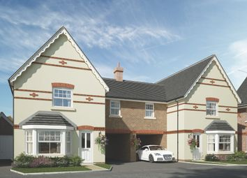 Thumbnail 4 bed end terrace house for sale in Cutbush Lane, Shinfield