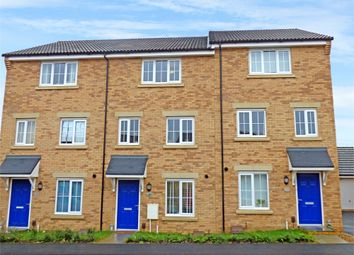 Thumbnail 4 bed town house for sale in Damselfly Road, Northampton