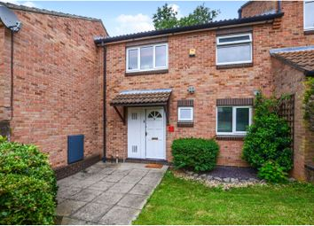Thumbnail 3 bed terraced house for sale in Hoxton Close, Northampton