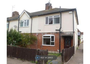 Thumbnail 3 bed end terrace house to rent in Vansittart Street, Harwich