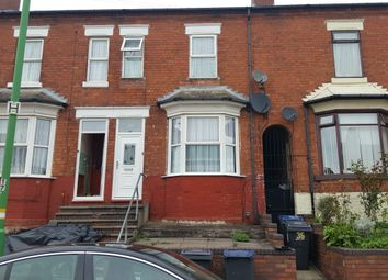 Thumbnail 3 bed terraced house for sale in Kenelm Road, Small Heath
