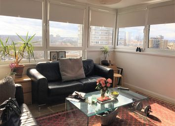 Thumbnail 2 bed flat to rent in Whitgift House, 61 Westbridge Road, London