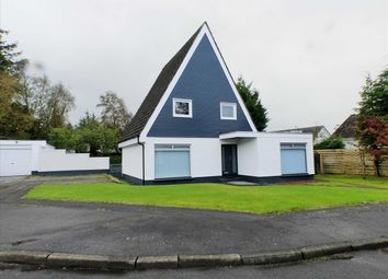 Thumbnail 4 bed detached house for sale in Inglewood Crescent, Hairmyres, East Kilbride