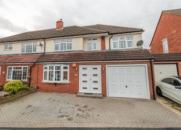 Thumbnail 4 bed semi-detached house for sale in The Bramblings, London