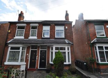 Thumbnail 2 bedroom semi-detached house to rent in Gristhorpe Road, Selly Oak, Birmingham