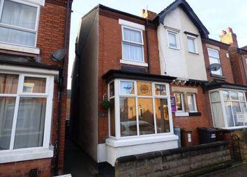 Thumbnail 3 bed semi-detached house for sale in Albert Road, Long Eaton, Nottingham, Nottinghamshire