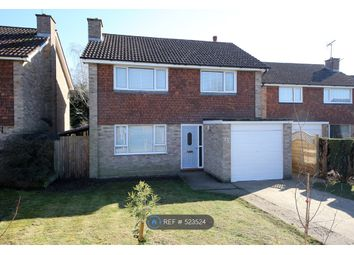 Thumbnail 4 bed detached house to rent in The Almonds, Bearsted