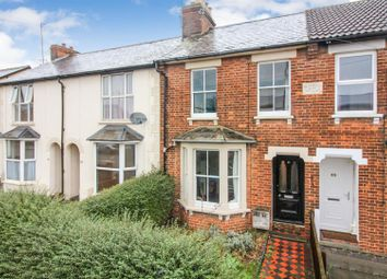 Thumbnail 3 bed terraced house for sale in Bicester Road, Aylesbury
