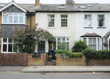 Thumbnail 4 bed terraced house for sale in Alston Road, Barnet