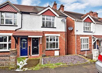 Thumbnail 2 bed semi-detached house for sale in Croydon Road, Caterham, Surrey